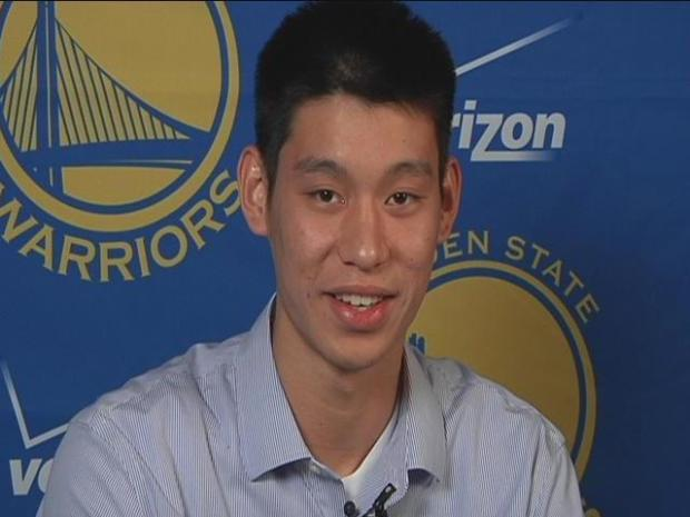 [BAY] Warriors Introduce Jeremy Lin