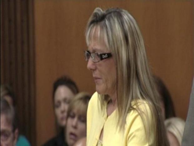 [BAY] RAW VIDEO: Melissa Huckaby's Mom Speaks