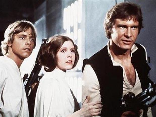 [BAY] Princess Leia Broadway Bound