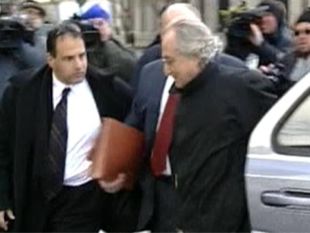 [NY] Why Cut a Deal With Madoff?