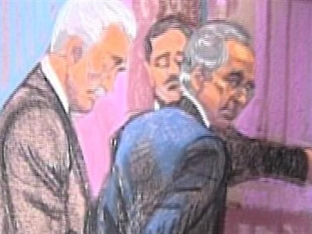 [NY] Cold: Madoff Behind Bars