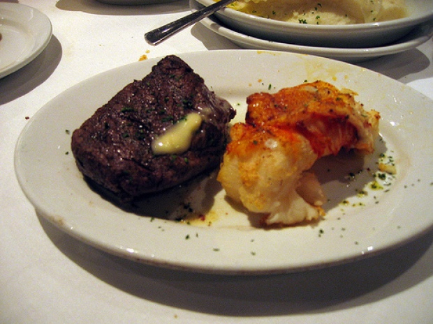 Ruth's Chris Steakhouse Serves More Than Just Steaks