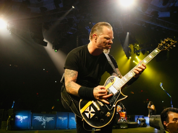 Metallica Rocks the Garden