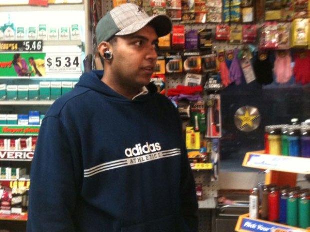 Teen Mob Attacks Man Outside Mini Mart