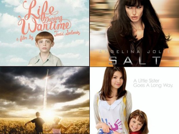 """Salt,"" ""Ramona and Beezus"" Lead This Week's New Movies"