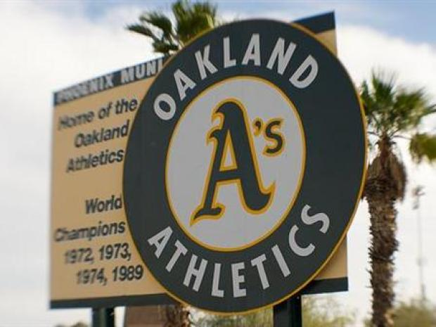 [BAY] Oakland A's Health Report