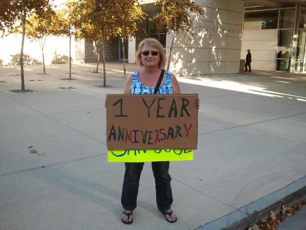 One-Year Anniversay of Occupy San Jose