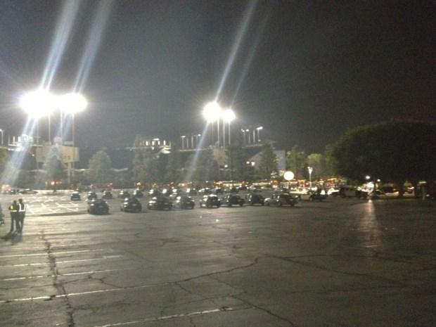 Police Move in on Occupy LA Encampment