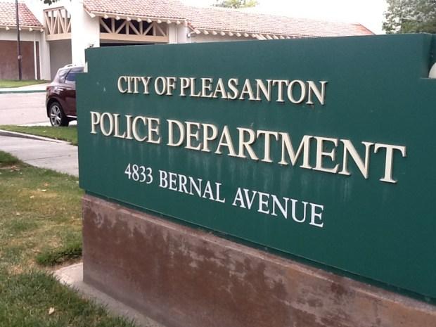 [BAY] Pleasanton Police Investigate Body Found in Trash Can