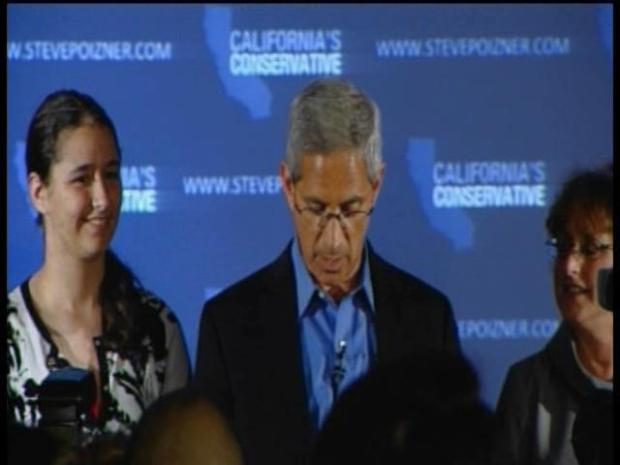 [BAY] RAW VIDEO: Steve Poizner Concedes