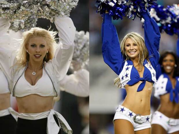 Our Cheerleaders Are Hotter