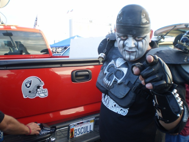 Raider Nation Celebrates MNF