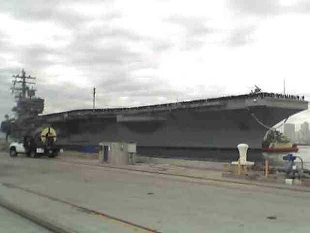 Images: Carrier Returns
