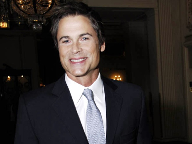 PHOTOS: Rob Lowe Appears at Lynn Sage Benefit