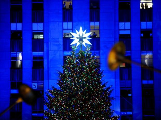 [NY] Rockefeller Center Christmas Tree Lighting