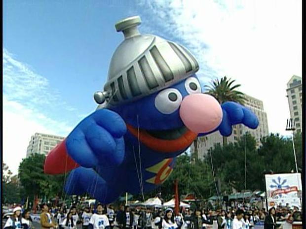 Thousands Enjoy San Jose Parade