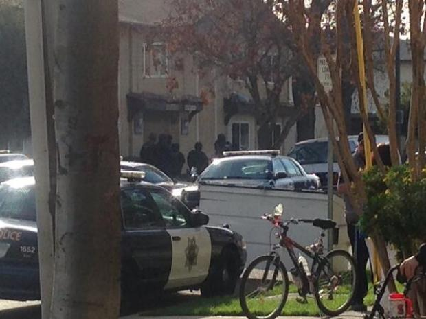 [BAY] Tense Standoff in San Jose, Suspect Assaults Officer: Police