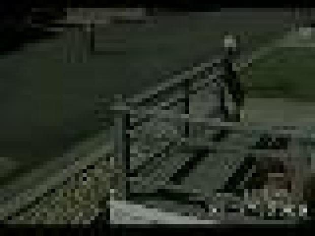 [BAY] Surveillance Camera Captures Kidnap Attempt