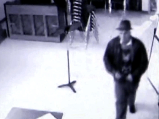 [DFW] Thief Stealing From Churches Across Metroplex