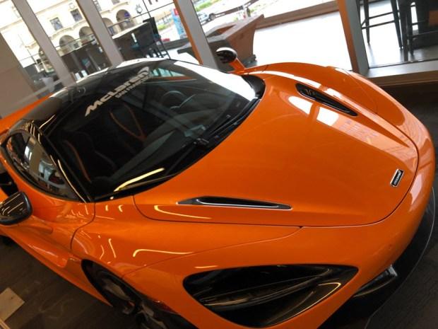 SV Auto Show: Exotic, Luxury, High Tech Wheels