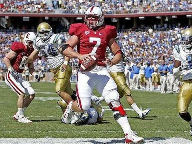 [BAY] Farm Fresh With Stanford's Toby Gerhart