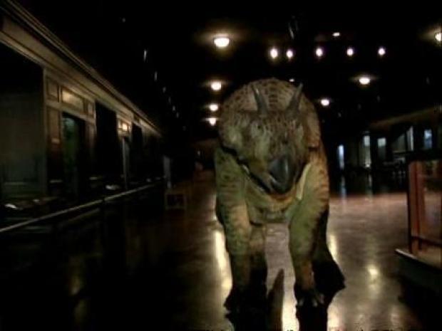 [LA] Triceratops Roams Museum Hallways