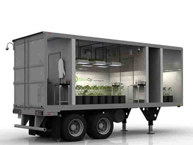 Mobile Marijuana Operation For Sale