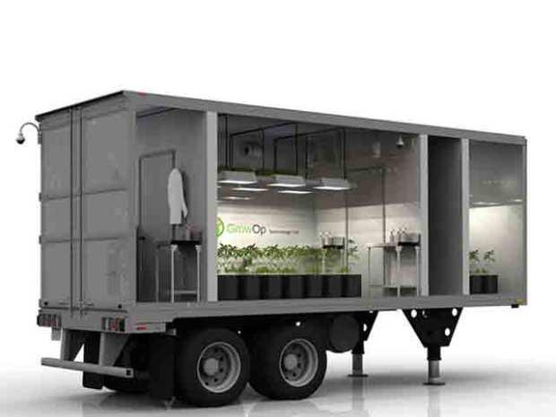 Mobile Marijuana Operation For Sale