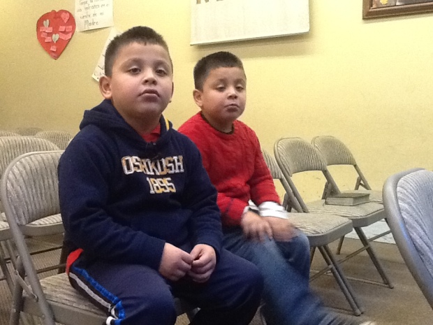 [BAY] Oakland Mom Shields Twins, 7, From Bullets