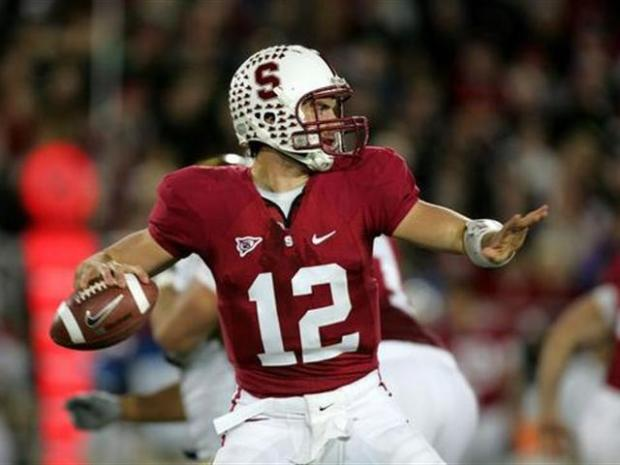 [BAY] Stanford Looks to Luck