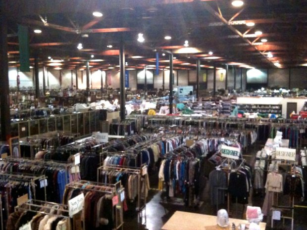 White Elephant Sale Offers Something for All