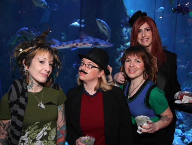 Academy of Science Night for Grown Ups
