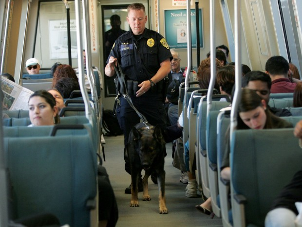 [BAY ML 11A REDELL] Bay Area Transit Agencies Boost Security Measures on Heels of London Terror Attack