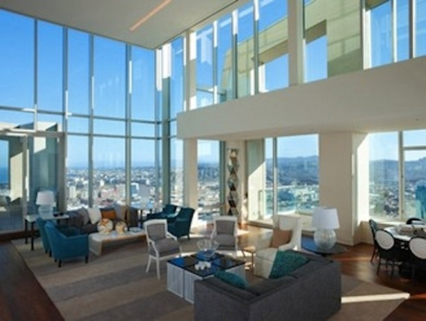 Price of S.F. Penthouse Slashed from $70M to $35M