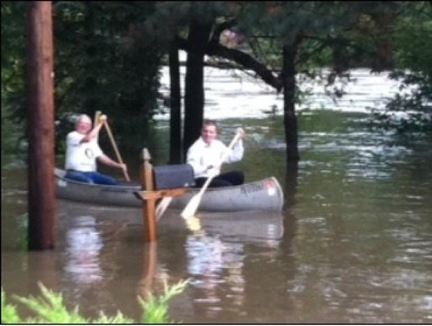PHOTOS: Flash Floods, Mudslides