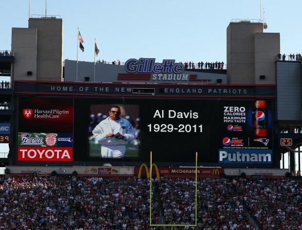 PHOTOS: Raiders Remember Al Davis