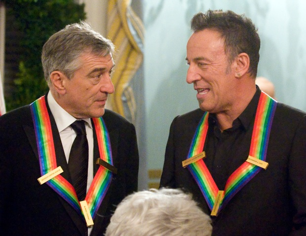 [NATL-DC] Stars Converge on D.C. For Kennedy Center Honors