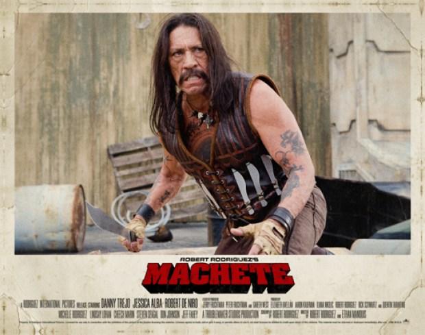 """Machete"""