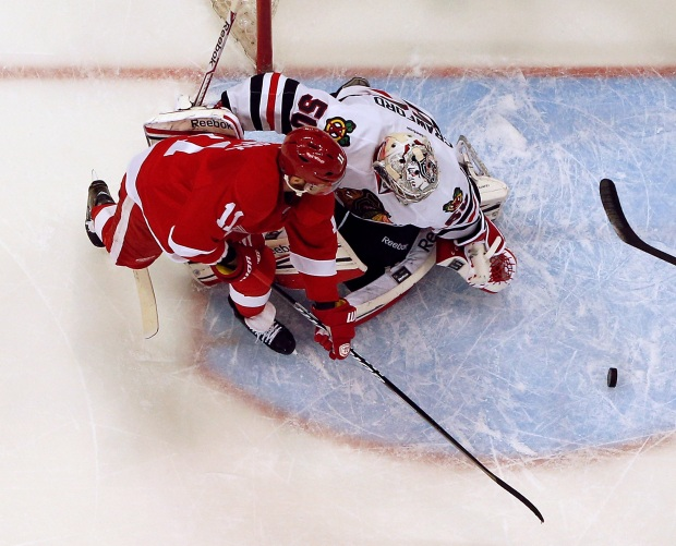 PHOTOS: Blackhawks Playoffs Action