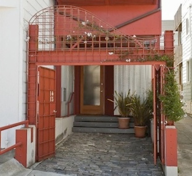 San Francisco's Skinniest House for $849K