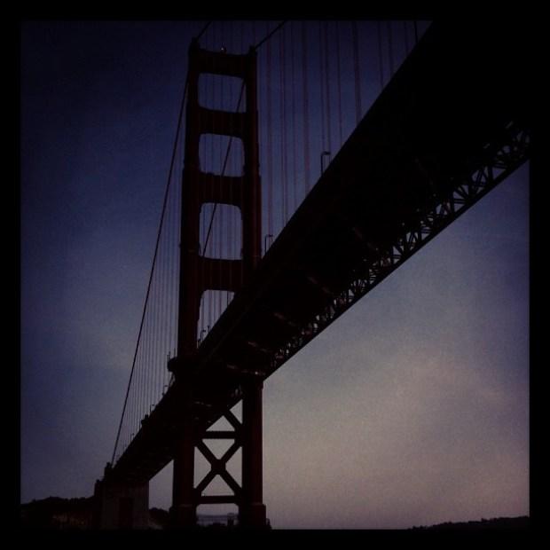 [BAY] Golden Gate Bridge: A Surviving Worker