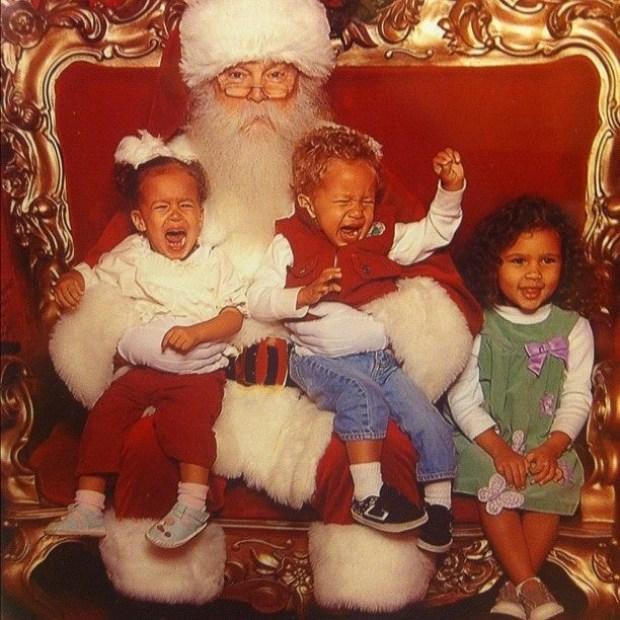 Santa Photo Failures