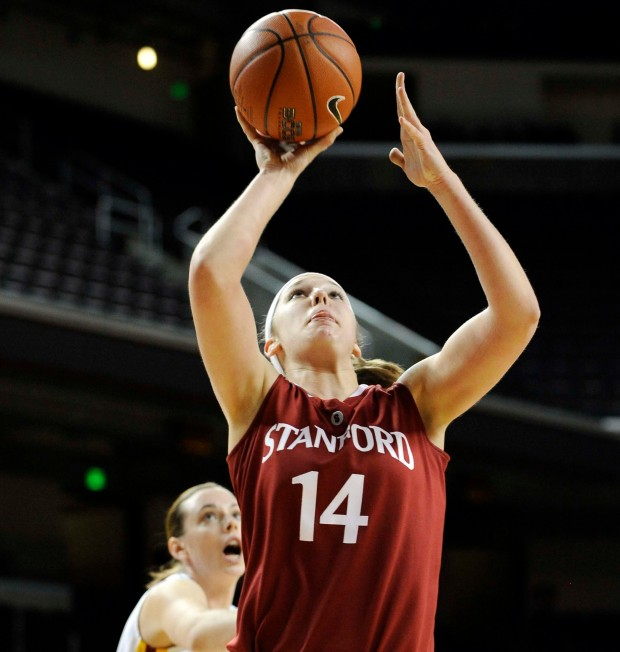 Stanford Women Beat USC