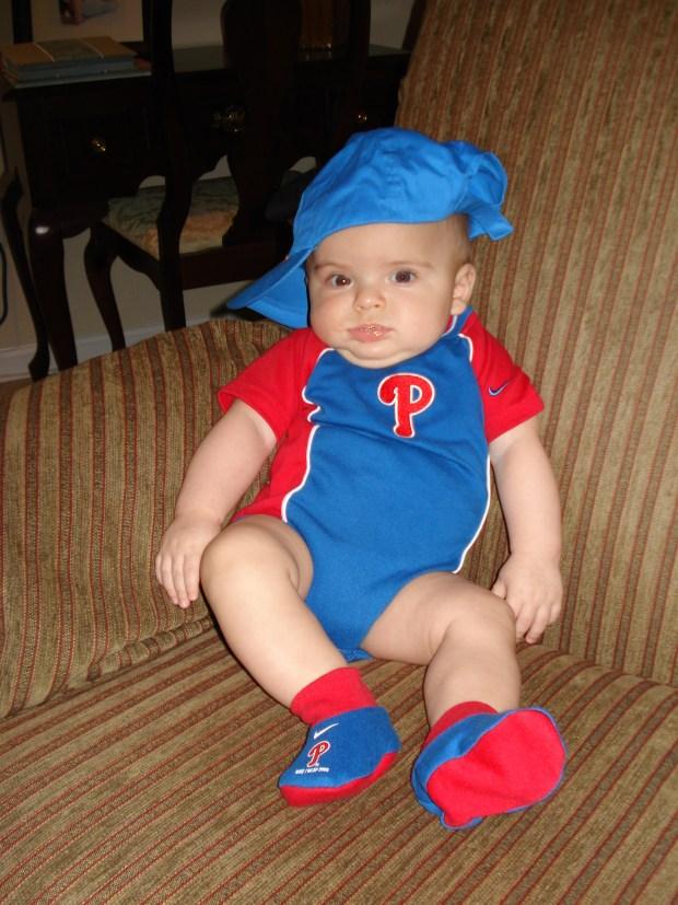The Next Generation of Phillies Fan: Cutest Kids
