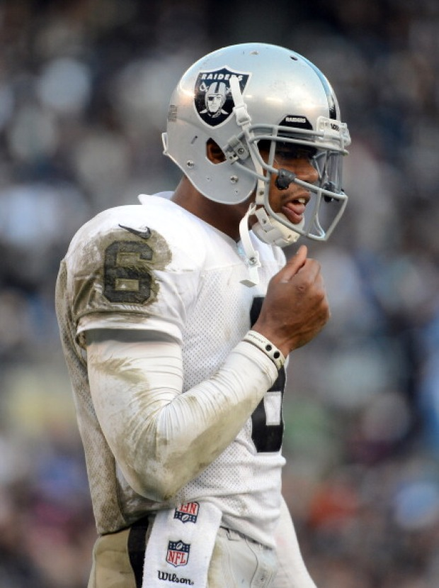 Oakland Raiders' 2012 Season in Pictures