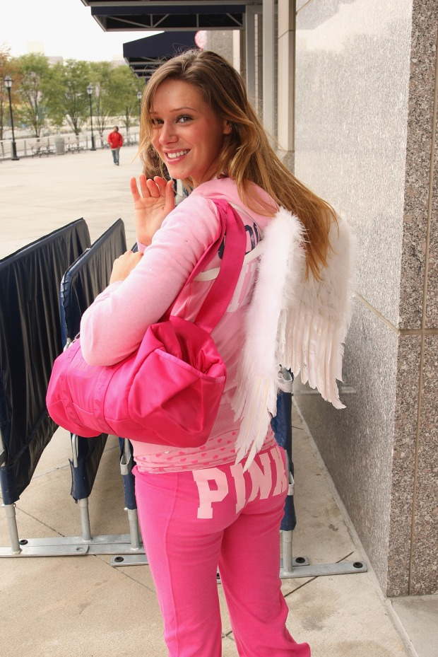 Victoria's Secret Holds Model Casting Call at Yankee Stadium