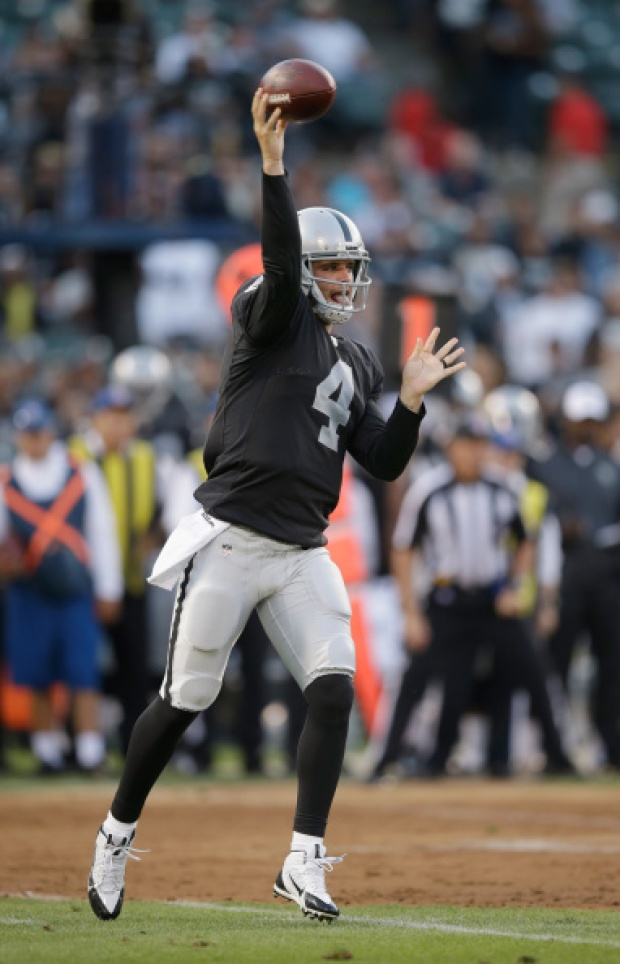 Oakland Raiders 2014-2015 Season Highlights