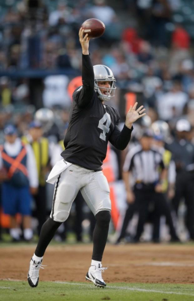 Oakland Raiders 2014-2015 Season Highlights