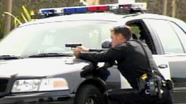 Images From Oakland Mass Shooting