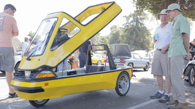 Rally: New, Old and Odd Electric Vehicles
